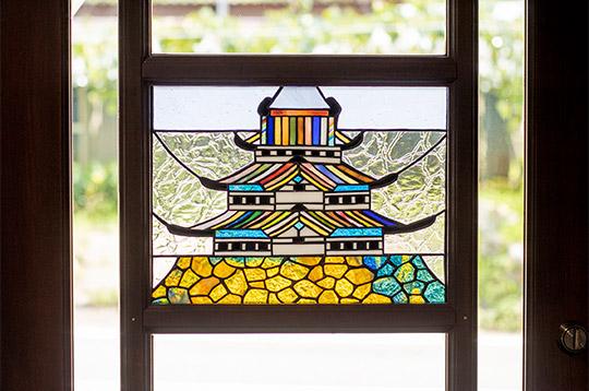 錦城ワインのロゴ